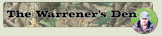 The Warrener's Den
